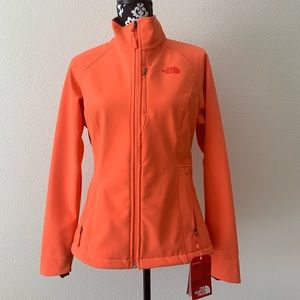The North Face Womens M Apex Bionic Jacket Orange